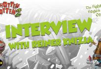 interview with Reiner Knizia